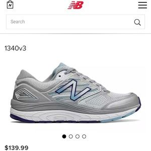 Never used women New Balance size 9.5